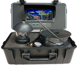 360度旋转水下摄像机,水下摄像头,修井捞泵摄像头