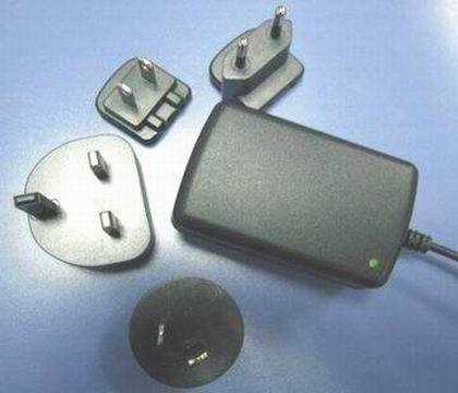 多插脚电源适配器12w活动脚电源适配器转换插头电源