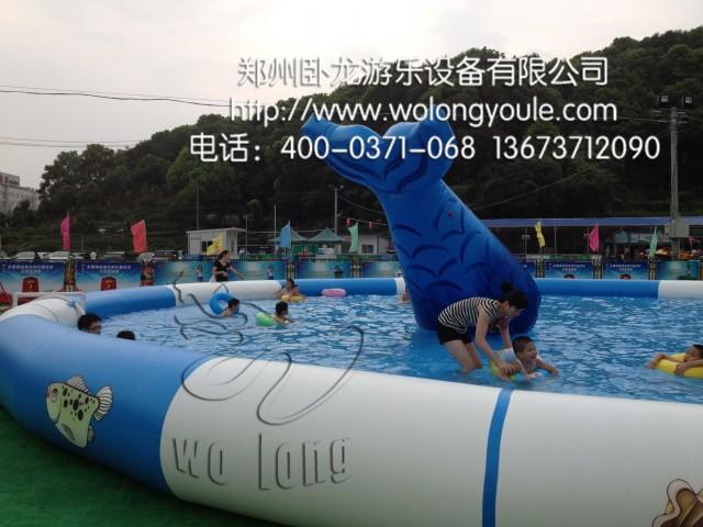 儿童充气游泳池大量供应中