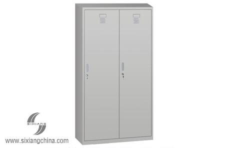 二门更衣柜WJG-C34,钢制文件柜