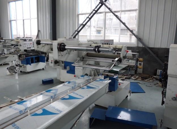 挂面包装机械   全自动挂面包装机plc控制