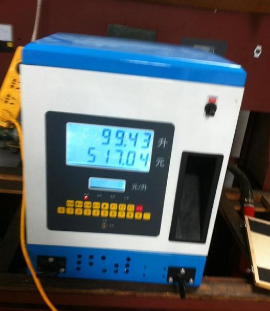 宁夏 厂家直销小型 移动式 便携式 220V 柴油加油机