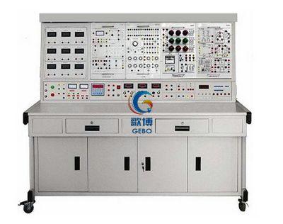 电工电子电力拖动实验台(带PLC