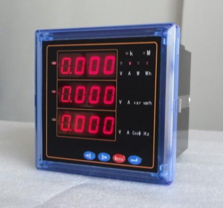 EMM610三相电流表