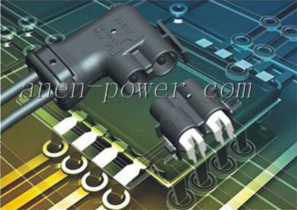 工业连接器, 新能源汽车充电插头