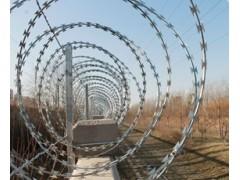 围墙防护网用镀锌刀片刺绳最实惠