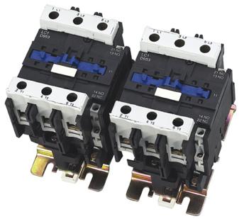 CJX2 18N可逆交流接触器 交流接触器接线图