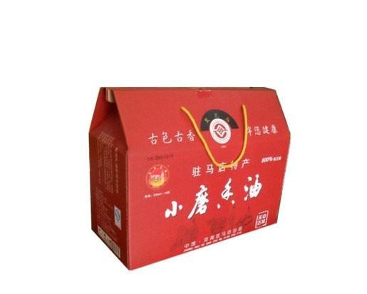 东北特产包装盒