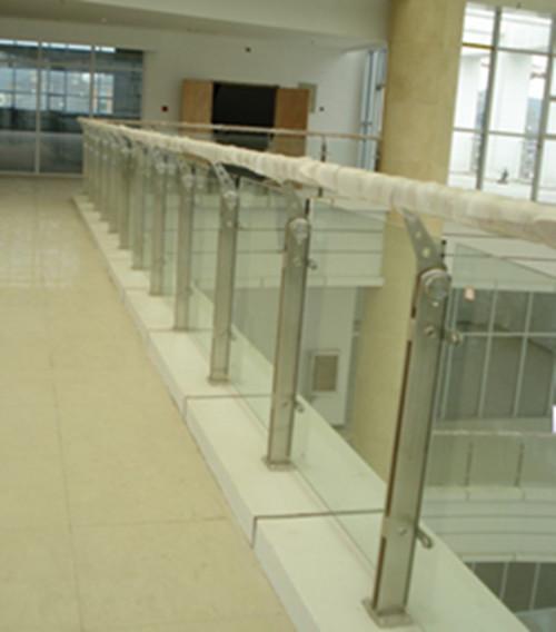 玻璃不锈钢栏杆护栏