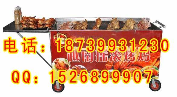 宁陵烤鸡炉