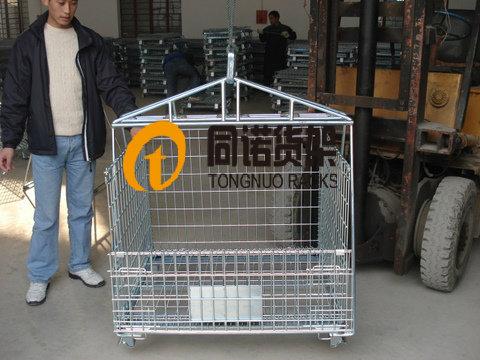 滁州仓储笼生产厂家/滁州仓库笼/滁州蝴蝶笼