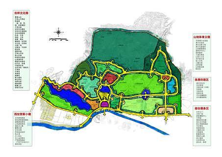 生态农庄规划设计步骤及定位