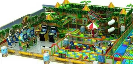 威海儿童乐园,山东巨源游乐,开儿童乐园