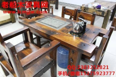 菏泽百年古船木家具厂家直销