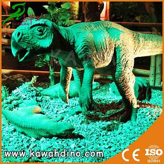 红外线感应恐龙 远程遥控电动恐龙 恐龙制作工厂