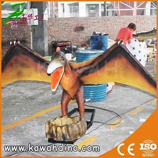 商业展出恐龙产品设备 定做设计电动恐龙 互动娱乐恐龙