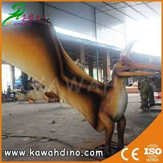 仿真打斗恐龙 硅橡胶恐龙 高仿软皮肤恐龙 电动恐龙