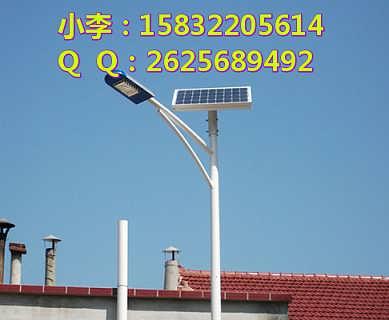 山西太原市哪里有太阳能路灯厂家