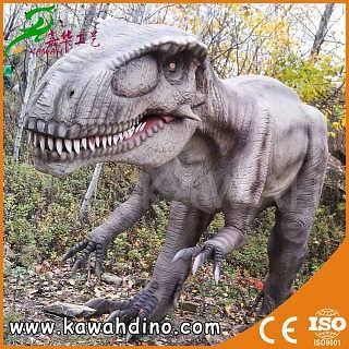 仿真恐龙产品 儿童乐园恐龙 凶猛异特龙设计与制作