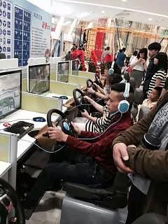 汽车驾驶模拟器多少钱 3万可以做个什么买卖