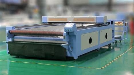 小型自动激光送料机_绍兴自动激光送料机_森峰进口品质