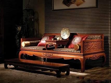 红木沙发制造商北京红木沙发大城昭瑞红木家具查看