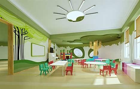 幼儿园设计方案金鸽子幼儿园设计幼儿园设计方案图