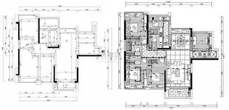 别墅庭院设计,100平方米房屋装修价格-名雕装饰
