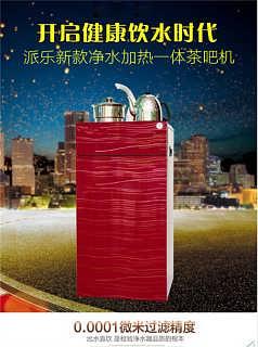净水茶吧加热一体机/家用净水器一般要多少钱