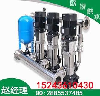 赣州恒压供水设备