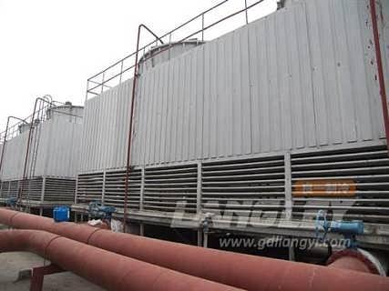 冷却塔改造_广州冷却塔维修_康明冷却塔改造