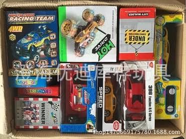 优迪库存玩具按吨批发,1吨只要9000元(正常开店综合型)-澄海优迪库存玩具