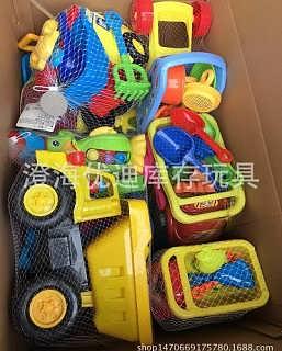 优迪库存玩具-夏日热销沙滩玩具,按斤批发甩货促销火热进行中-澄海优迪库存玩具
