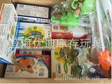 优迪库存玩具电动杂款,质量保证称斤批发,价格不到出厂一半-澄海优迪库存玩具