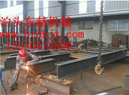钢结构件焊接