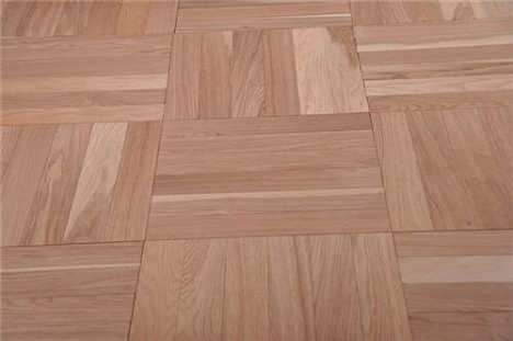 刻意做旧的仿古纯手工实木地板除外
