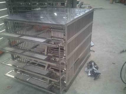 不锈钢鸽子笼,飙鸽鸽业,不锈钢鸽子笼生产厂家