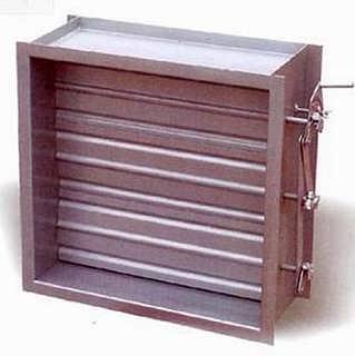 长期生产供应ft系列风量调节阀厂家图片