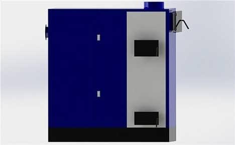 养殖暖风炉结构紧凑,占地面积小,热效率高,大大缩短了安装工期,造价
