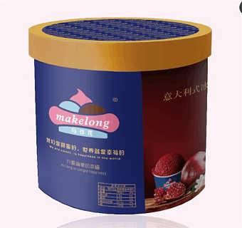 新疆莫凡彼桶装冰淇淋厂家电话