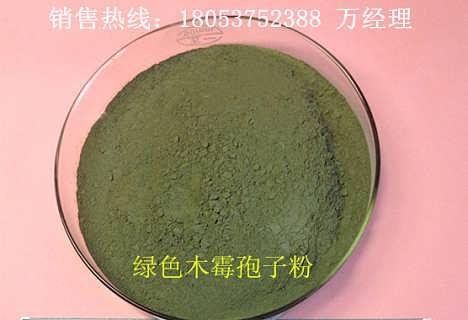 效果非常好,绿色木霉又是一种资源丰富的拮抗微生物,在植物病理生物