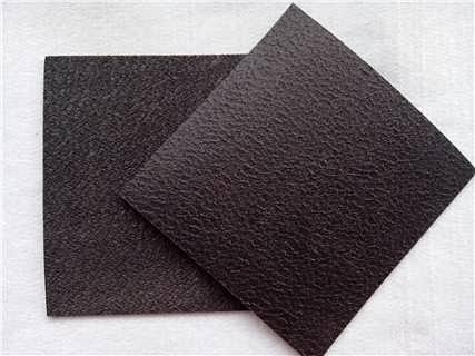 防滑糙面土工膜 防滑糙面土工膜价格多少 防滑糙面土工膜生产厂家 恒瑞通供-恒瑞通新材料工程(山东)有限公司