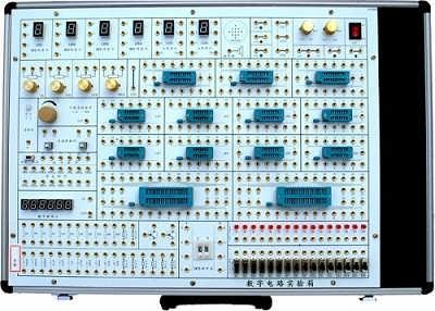 yuy-sd6数字电路实验箱