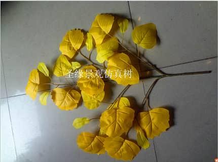 厂家直销仿真胡杨树景观 批发小型迷你假胡杨树 生产人造胡杨树含果实