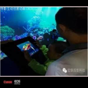 互动魔幻森林,互动梦幻海洋设计