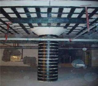 新宁碳纤维加固楼板裂缝补强