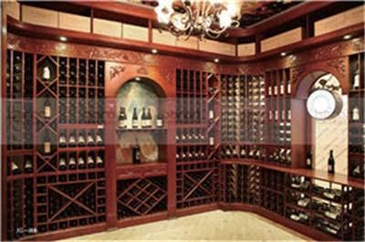 美国赤桦木酒柜报价 赤桦木酒柜价格 帮洛尼公司图片