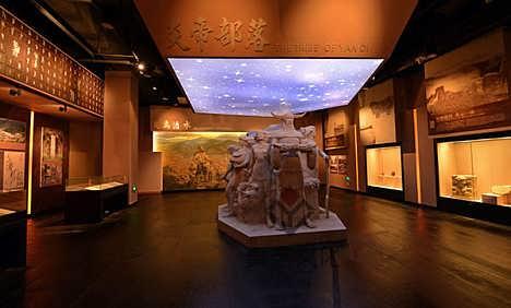 民俗博物馆场景公司 上海麦艺文化艺术设计有限公司
