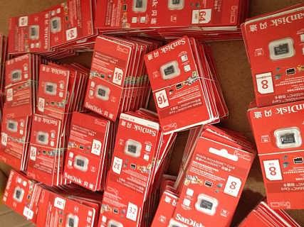 高速tf数码存储卡批发厂家 工厂直销16G手机内存卡