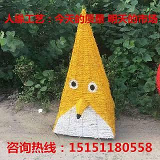 当今流行稻草编织工艺品著作 民间艺术展现稻草编制工艺品文化